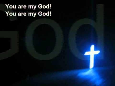 Jeremy Camp - My God (Projector Friendly)