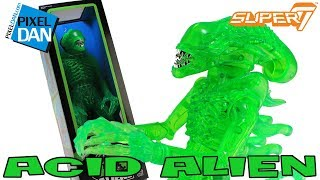 Aliens Warrior Acid Green 18