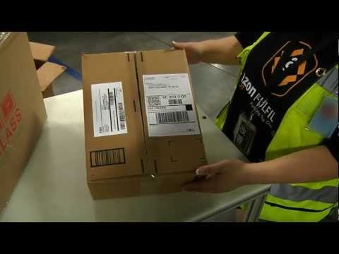 How to Label Small-Parcel Shipments to Ship to Amazon Fulfillment Centers