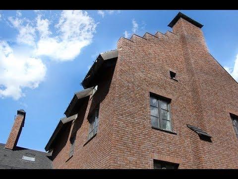 Дом в голландском стиле. Видеорепортаж со стройки.