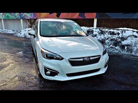 2019 Subaru Impreza: Sedan Versatility
