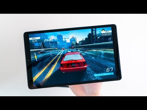 Samsung Galaxy Tab A 2019 Gaming & Benchmark Test