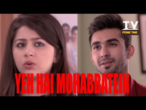 Major Fight between Aliya and Adi for Ruhi | Yeh Hai Mohabbatein | TV Prime Time