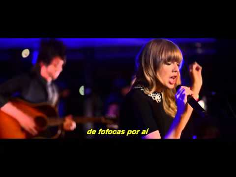 Taylor Swift - I Knew You Were Trouble Live On The Seine Legendado