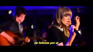 Taylor Swift - I Knew You Were Trouble (Live On The Seine) (Legendado) ᴴᴰ