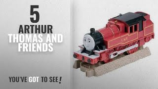 Top 10 Arthur Thomas And Friends [2018]: Thomas and Friends Motorized Trackmaster Railway System