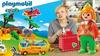 Playmobil 5047, Duże safari w Afryce