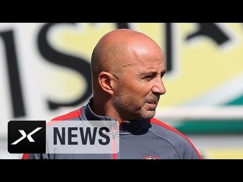 Jorge Sampaoli nicht mehr Nationaltrainer | Trainerwechsel in Chile | Ruft der FC Chelsea?