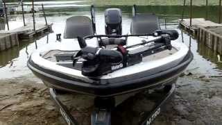 How to load your boat on the trailer alone