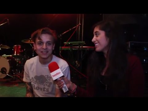 Interview With Scott Helman