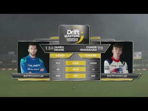 DMEC Round 1(2018) – James Deane vs Conor Shanahan [FINAL]