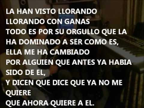 Apache 16 LA HAN VISTO LLORANDO,karaoke