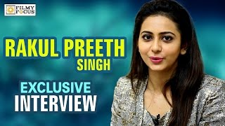 Rakul preet singh exclusive interview | sarainodu movie | filmyfocus.com