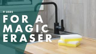9 Uses For A Magic Eraser   Bunnings Warehouse