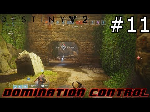 [PS4] Destiny 2 ep.11 (Domination Control)