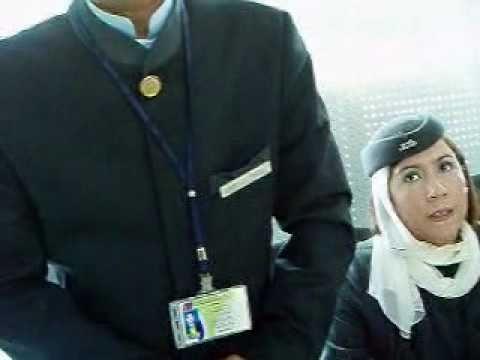 ETIHAD AIRWAYS COMMERCIAL JOKE