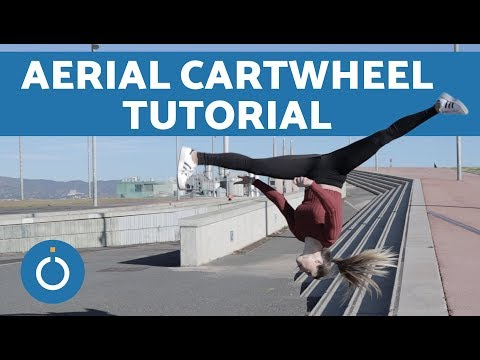 How to do an Aerial Cartwheel without Hands