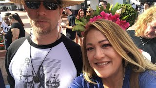 Epcot Sunday with Genevieve and Rob 2-11-18