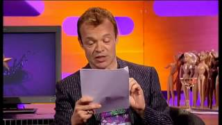 The Graham Norton Show 2008 S3x04 Minnie Driver, Jimmy Carr Part 2. YouTube