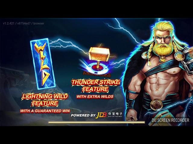 Slot Online Terbaik 2020 Thor Mjolnir Wajib bikin kalian Auto Kaya!!