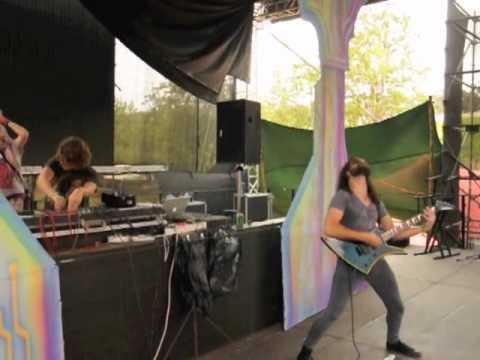 Super Evil - We want your soul Live at Rezonance 2012