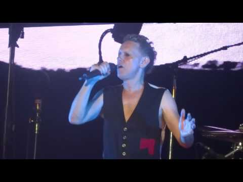 Depeche mode - Somebody - London 2017