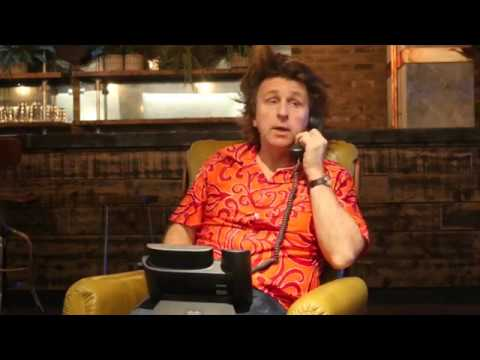 Milton Jones - Helps us spread the word about his upcoming tour