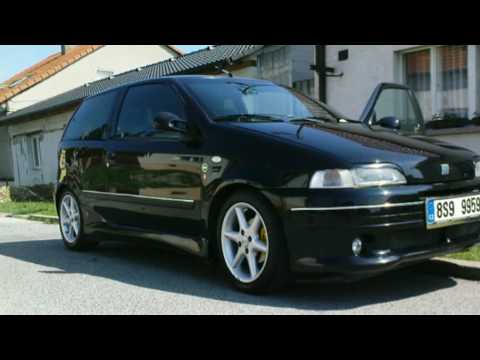 fiat punto abarth youtube. Black Bedroom Furniture Sets. Home Design Ideas