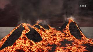 제주도 화산지형 형성과정.mp4