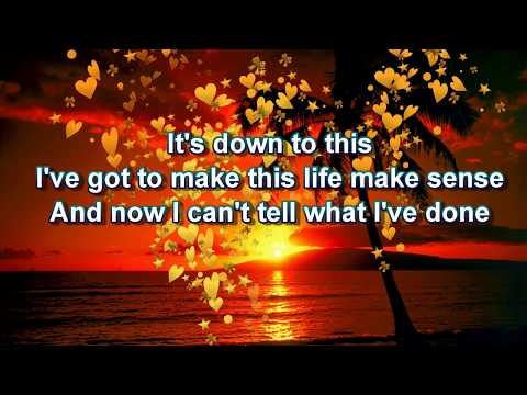 Away From The Sun with Lyrics - 3 Doors Down