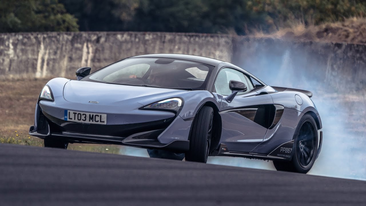 The Mclaren 600lt Chris Harris Drives Top Gear Youtube