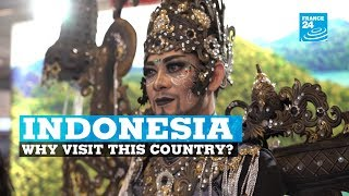 Tourism in question: Indonesia