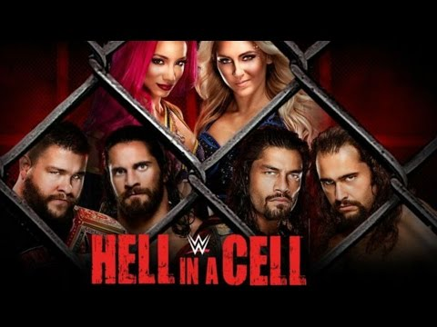 WWE Hell In A Cell 2016 Preview Podcast