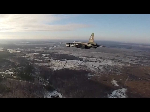 Putin orders Russian air force combat readiness test