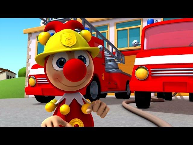 Jokie - Pompiers - Efteling