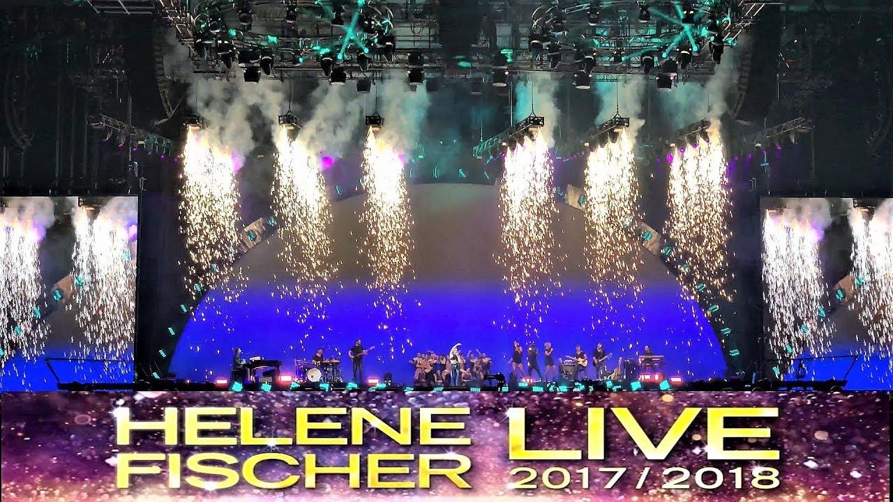 Helene Fischer Berlin 04092018 Mercedes Benz Arena Youtube