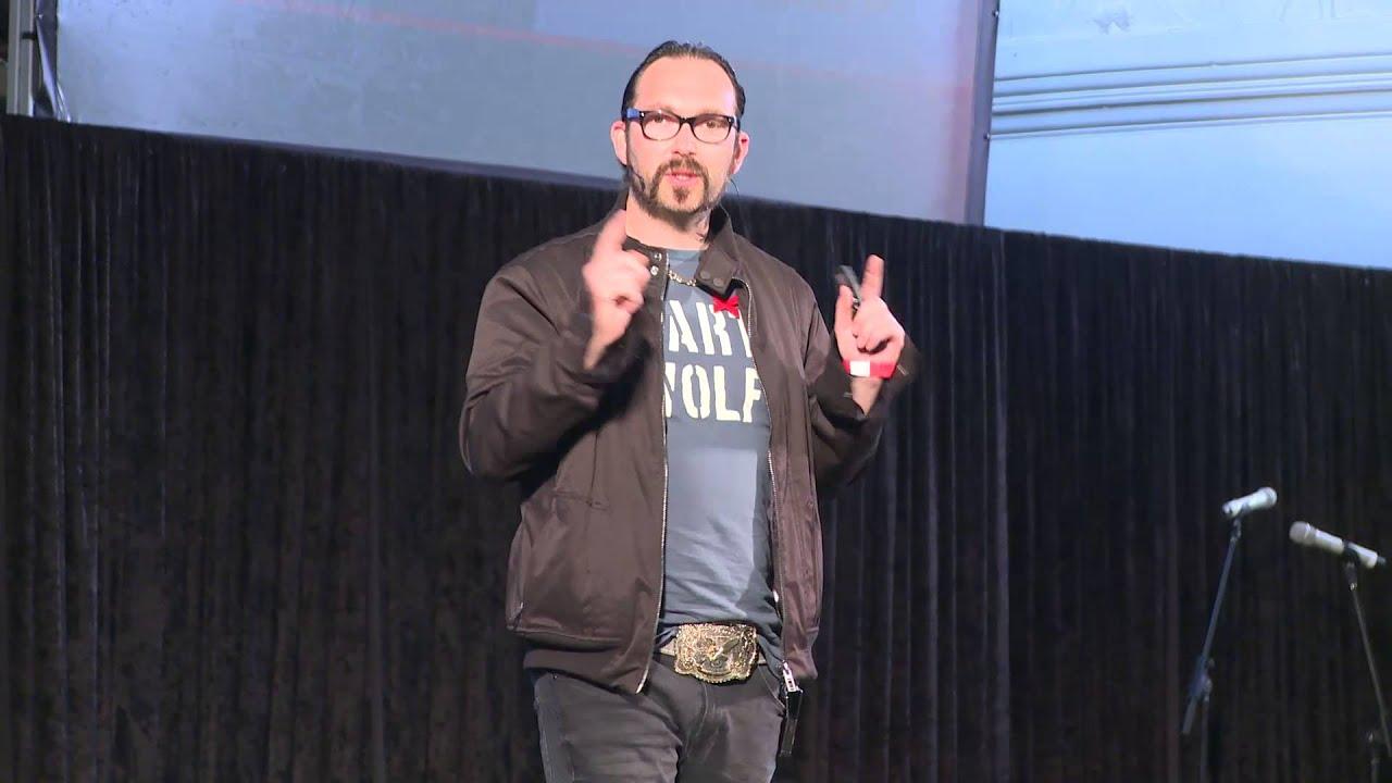 How we create content | Jon Savage | TEDxCapeTown