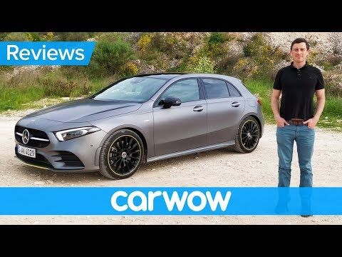 New Mercedes A-Class 2019 REVIEW – see why it's a game changer