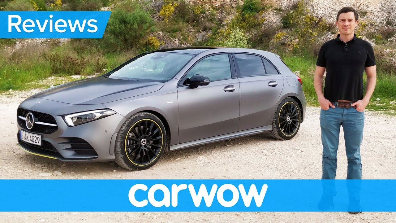 new mercedes a-class 2019 review - see why it u0026 39 s a game changer