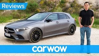 This is the all-new Mercedes A-Class. Not only does this car take a...