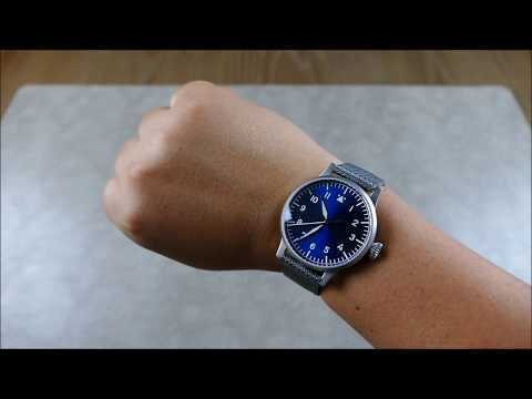 On the Wrist, from off the Cuff: Laco – Münster 'Blaue Stund