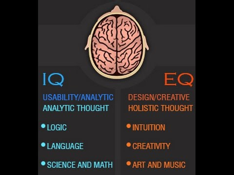 Emotional Quotient EQ Vs Intelligence Quotient IQ