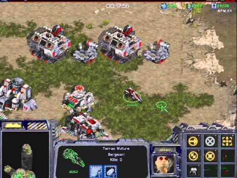 StarCraft Brood War [FPVOD] Azbuka Sc Terran Urok1