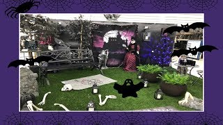 Halloween/Fall Decor Shopping at the At Home store! 2018