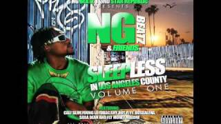 Ngbeatz - Sleepless In Los Angeles County Ft. Young Laydbac & Bossalena