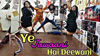 Ye Jawaani Hai Deewani | Mashup | Dance Choreography | Smile Academy of Performing Arts |