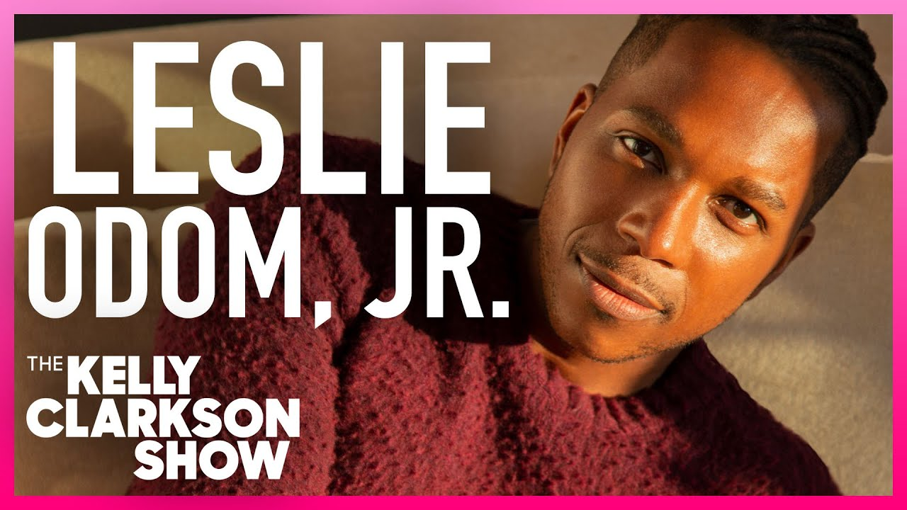 Kelly Pitches Baby Name To Leslie Odom, Jr.