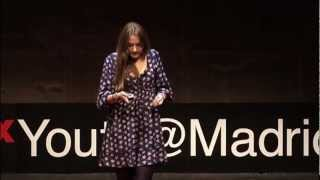 Revealing the rural reality: Antia Vazquez at TEDxYouth@Madrid
