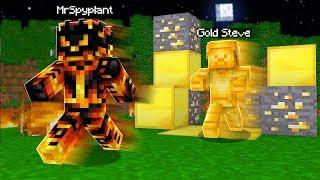 FANDT GOLD STEVE!? Dansk Minecraft