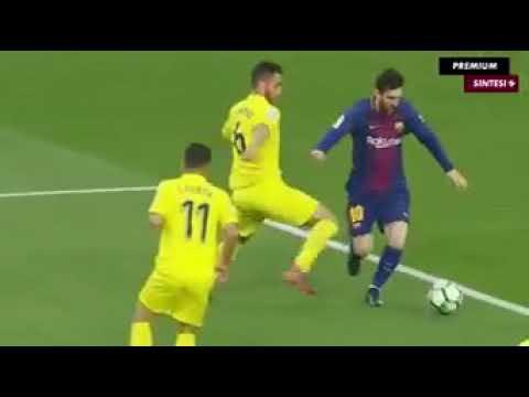 Barcelona vc Villarreal